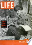 30 نيسان (إبريل) 1945