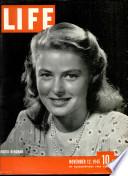 12 تشرين الثاني (نوفمبر) 1945