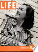 4 أيلول (سبتمبر) 1939