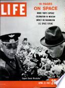 21 نيسان (إبريل) 1961