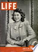 24 نيسان (إبريل) 1944