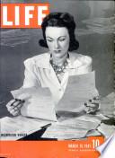 10 آذار (مارس) 1941