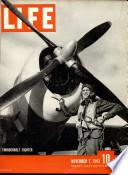 1 تشرين الثاني (نوفمبر) 1943
