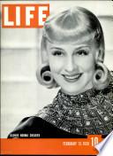 13 شباط (فبراير) 1939