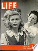 26 نيسان (إبريل) 1943