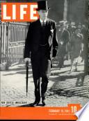 10 شباط (فبراير) 1941