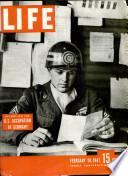 10 شباط (فبراير) 1947