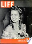 17 شباط (فبراير) 1941
