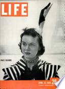 25 نيسان (إبريل) 1949
