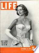 26 أيلول (سبتمبر) 1949