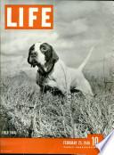 25 شباط (فبراير) 1946