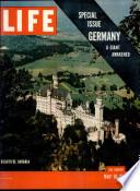 10 أيار (مايو) 1954