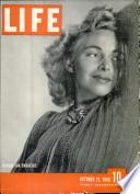 21 تشرين الأول (أكتوبر) 1940