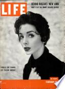 15 شباط (فبراير) 1954