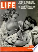 14 شباط (فبراير) 1955