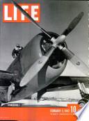 2 شباط (فبراير) 1942