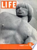 22 شباط (فبراير) 1937