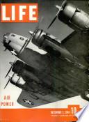 1 كانون الأول (ديسمبر) 1941