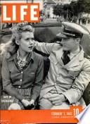 1 شباط (فبراير) 1943