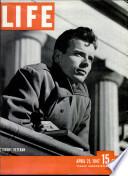 21 نيسان (إبريل) 1947