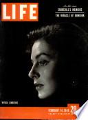 14 شباط (فبراير) 1949