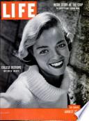 25 آب (أغسطس) 1952