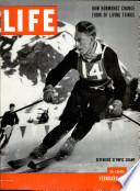 11 شباط (فبراير) 1952