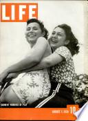 1 آب (أغسطس) 1938