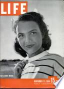 11 تشرين الثاني (نوفمبر) 1946