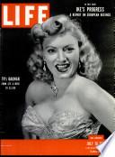 16 تموز (يوليو) 1951