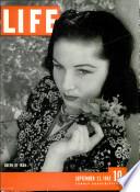 21 أيلول (سبتمبر) 1942