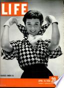 24 نيسان (إبريل) 1950