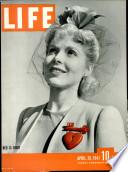 28 نيسان (إبريل) 1941