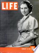 14 شباط (فبراير) 1938